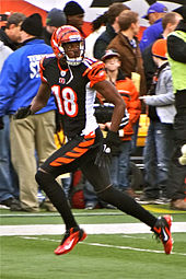 the latest 08b93 c3d77 A. J. Green - Wikipedia