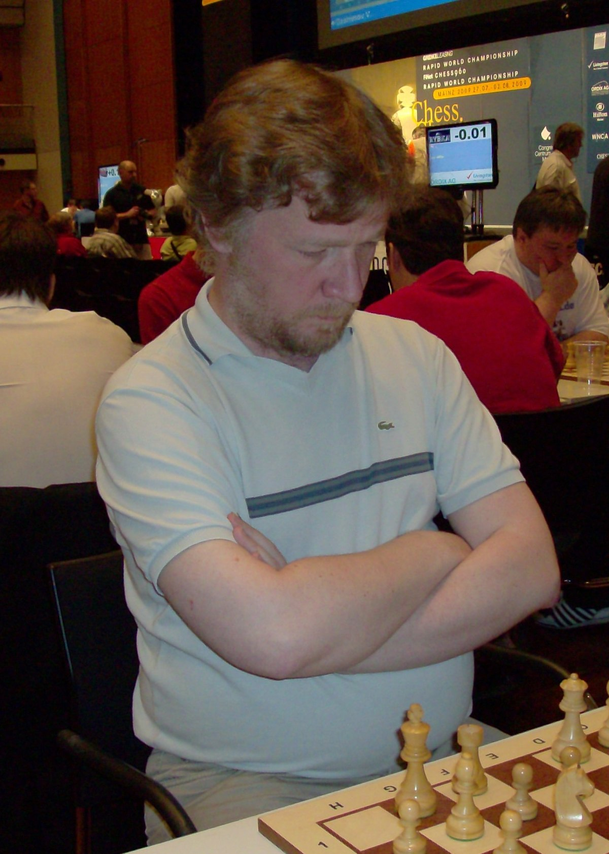 шахматы победитель чемпионата мира