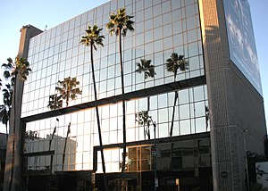 The headquarters building of AMPAS, Beverly Hi...