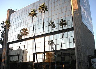 Academy of Motion Picture Arts and Sciences - Headquarters building
