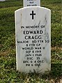 "ANCExplorer Edward ""Porky"" Cragg grave.jpg"