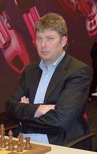 Alexei Shirov Latvian-Spanish chess player