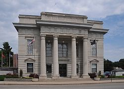 ATCHISON COUNTY MEMORIAL BUILDING; ROCK PORT, MO.JPG