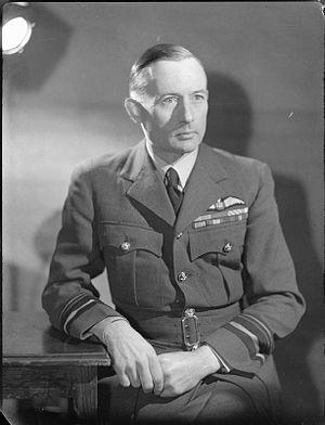Ralph Cochrane - Air Vice Marshal Cochrane in 1943