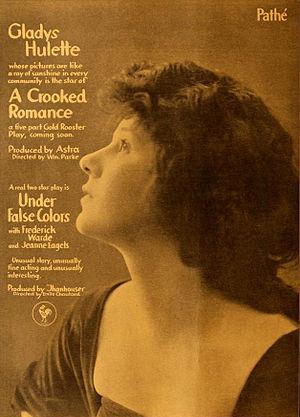 Gladys Hulette - A Crooked Romance (1917)