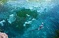A Pratinha e sua cor Azul Caribe.jpg