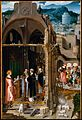 A Sermon on Charity (possibly the Conversion of Saint Anthony) MET DT208762.jpg