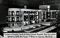 A model of a modern hospital. Photograph, 1933. Wellcome V0030960.jpg