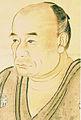 A portrait of Hayashi Jussai 林述斎像稿本.jpg
