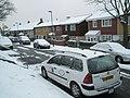 A snowy scene in Elkstone Road - geograph.org.uk - 1144600.jpg