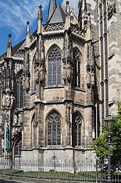 aachener dom wikipedia. Black Bedroom Furniture Sets. Home Design Ideas