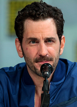 Aaron Abrams - Abrams at San Diego Comic-Con in July 2014