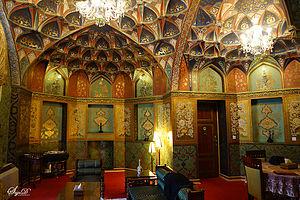 Abbasi Hotel - Inside one of the Rooms - Photo : Sajjad Memari