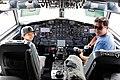 Abbotsford Airshow Cockpit Photo Booth ~ 2016 (28957231241).jpg