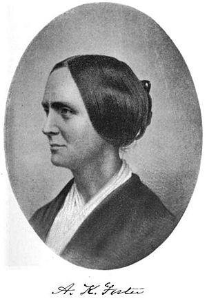 Nathan Webb - Abby Kelley Foster, of Friend's Meeting House, led Susan B. Anthony to abolitionism