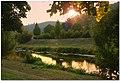 Abenddämmerung...Wiese...PL - panoramio.jpg