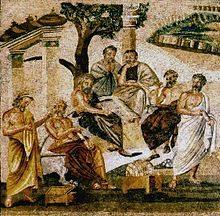 Staroveké grécke orgie