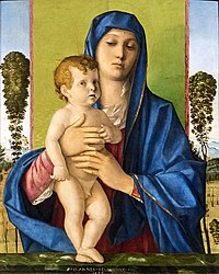 Giovanni Bellini: Madonna of the Small Trees