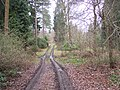 Access track to Penshurst Road - geograph.org.uk - 1700081.jpg