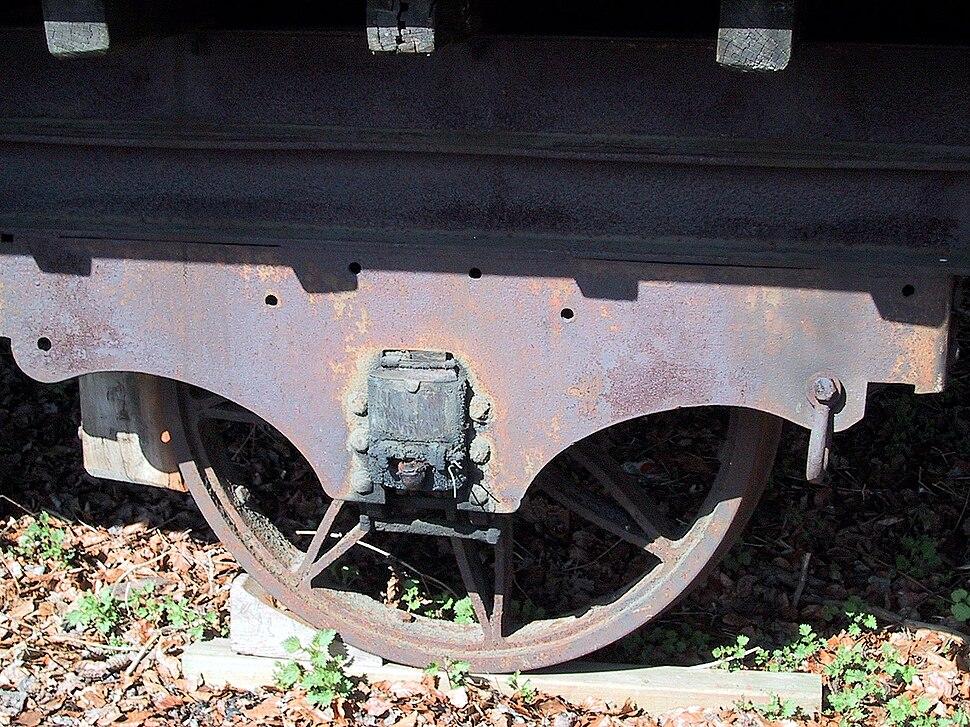 Achslager-Nordbahn-Wagen