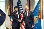 Acting U.S. Secretary of Defense meets with Canadian Minister of National Defence 190201-D-SV709-088.jpg