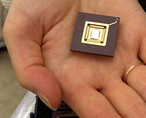 Timeline of United States inventions (after 1991) - Early prototype of a CMOS image sensor