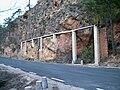 Acueducto de riego cerca de El Quejigal.JPG