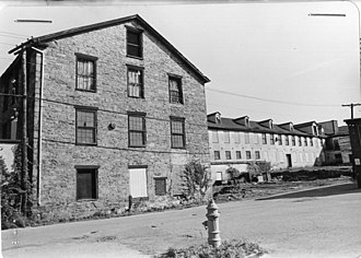 National Register of Historic Places listings in southwestern Worcester, Massachusetts - Image: Adriatic Mills