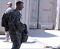 Advance elements of 'Dagger' Brigade begin journey home from Iraq DVIDS467676.jpg