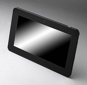 English: Advent Vega Tablet PC