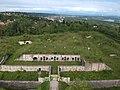 Aerial photograph of batterie de Sermenaz - Neyron - France (drone) - May 2021 (12).JPG