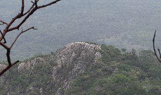 Agumatsa Range - Mount Afadja