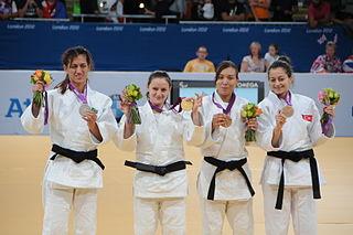 2012年夏季残奥会女子57公斤级柔道比赛