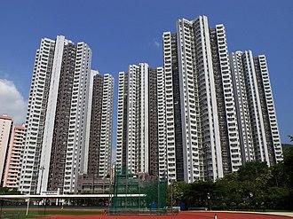 Public housing estates in Tuen Mun - Affluence Garden