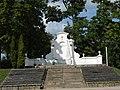 Aglonas Vissvētākās Jaunavas Marijas Debesīs Uzņemšanas Romas katoļu bazilikas teritorija, Aglonas pagasts, Aglonas novads, Latvia - panoramio.jpg