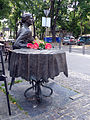 Agnieszka Osiecka - ul Francuska Warszawa (2).JPG
