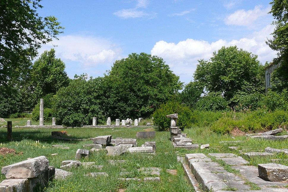 Agora of Thasos