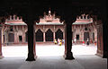 Agra Fort - views inside and outside (23).JPG