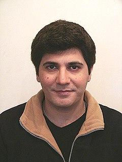 Ahmad Saatchian Iranian actor