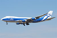VP-BIK - B744 - AirBridgeCargo Airlines