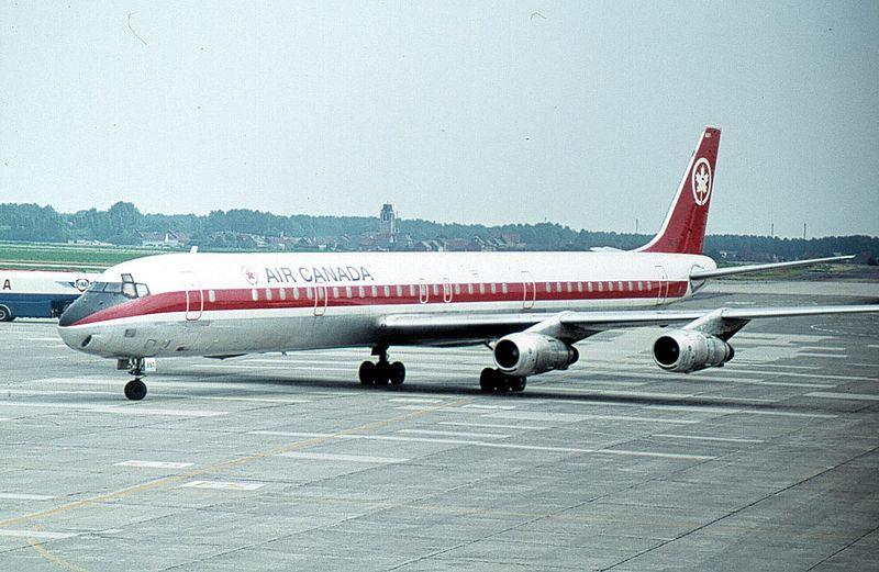 에어캐나다(Air Canada) DC-8