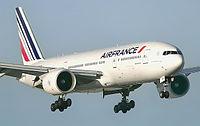 F-GSPP - B772 - Air France