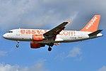 Airbus A319-100 easyJet (EZY) G-EZDE - MSN 3426 (10222968734).jpg