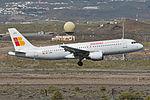 Airbus A320-214 'EC-JFH' Iberia Express (24936520565).jpg