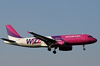 HA-LPK - A320 - Wizz Air