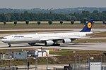 Airbus A340-642 Lufthansa D-AIHR (9333737421).jpg