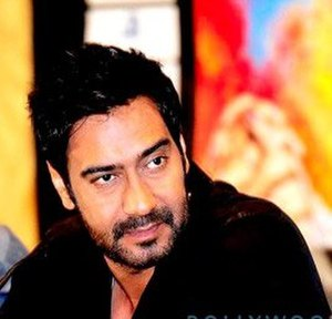 Ajay Devgn - Devgan promoting Action Jackson in 2014