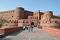 Akbari Darwaja - Southern Entrance - Agra Fort - Agra 2014-05-14 4027.JPG
