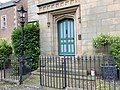 Akhurst School (Jesmond Cottage) And Gas Lamp At Door.jpg