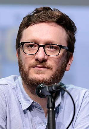 Akiva Schaffer - Schaffer at the 2017 San Diego Comic-Con